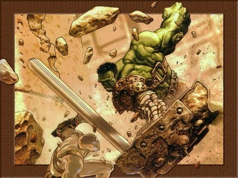 Marvel Says No PLANET HULK or WORLD WAR HULK Film - AMC Movie News