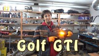Мой бывший Golf GTI и Супротек!