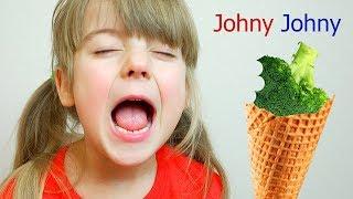 Do You Like Broccoli Ice Cream? Yes i do ! Johny Johny Song