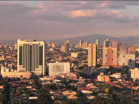 Clouds Over The Makati City Hall