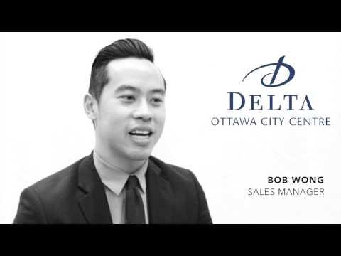 Delta Ottawa City Centre Hotel - Bob Wong - Sales Manager