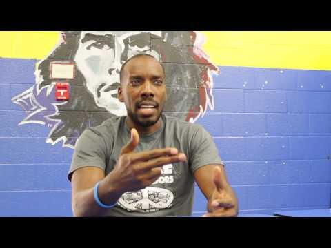 SAM Testimonials: Oxon Hill Middle School - Branding