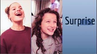 SURPRISING THE GIRLS! | Paige Danielle