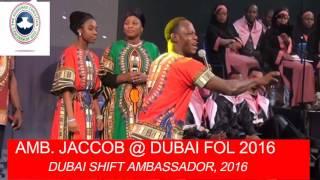 AMB. JACCOB @ Dubai FOL 2016