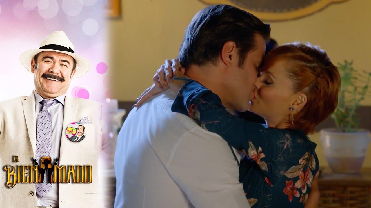 Â¡León le confiesa su amor a Valeria!   El Bienamado – Televisa