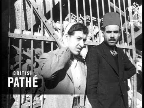 Jaffa Outrage  (1948)