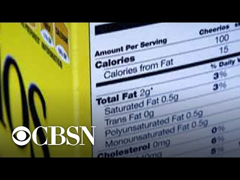 Bill Handel - Food Labels Will Tell You the Calorie Count for Eating the Entire Package