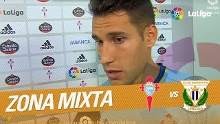 Video Gol Pertandingan Celta Vigo vs Leganes