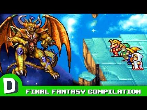 Dorkly vs. Final Fantasy (Final Fantasy Dorkly Bits Compilation)