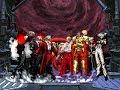 MUGEN KOF Ultimate Rugal Team Vs  Super Bosses