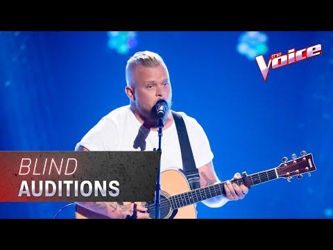 The Blind Auditions: Matt Gresham sings 'Bruises' | The Voice Australia 2020