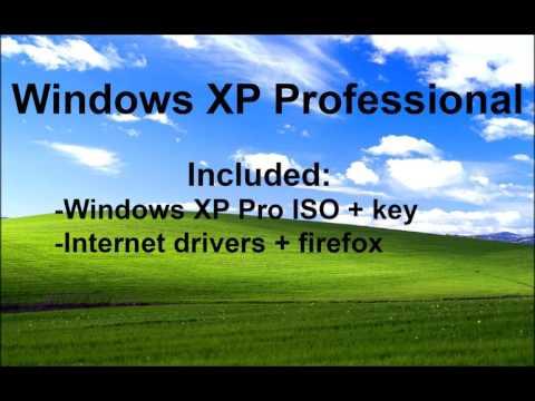 Windows XP Professional ISO Google Drive Download