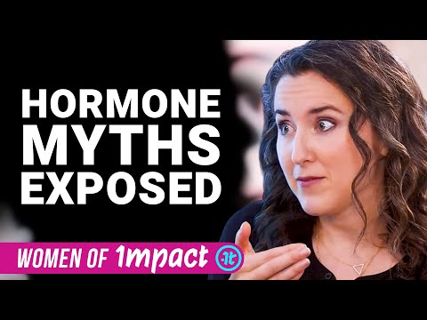 Women's Health Expert Debunks the Worst Myths About Hormones | Alisa Vitti on Women of Impact