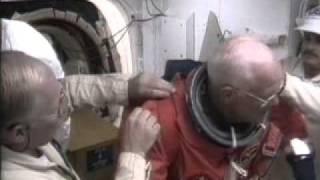 John Glenn Shuttle Launch Coverage