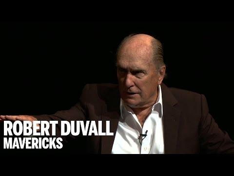 ROBERT DUVALL on ACTING  Mavericks  Festival 2014