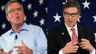 GOP presidential hopefuls flood New Hampshire