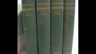 Herodotus (The Histories) - Complete Audio Book Recording (Book I Clio 2 of 2)