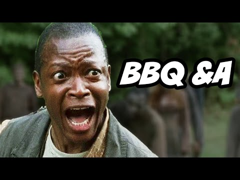 Walking Dead Season 5 - The Hunters BBQ&A