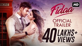 Fidaa | ফিদা | Official Trailer | Yash | Sanjana | Anindya | Pathikrit | Arindom | SVF