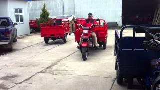 Moto O Trimoto De Carga De MAHIROS IMPORTACIONES