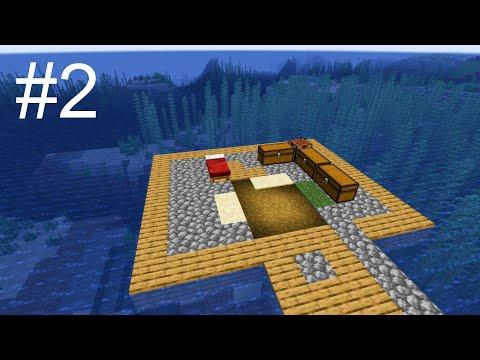 Minecraft เอาชีวิตรอด 1.16.5 - EP.2 - แลกของง่ายแบบนี้มีแต่รวยกับรวย!