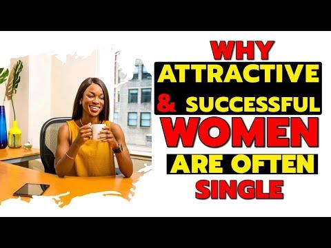 Why Attractive & Successful Women Are Often Single