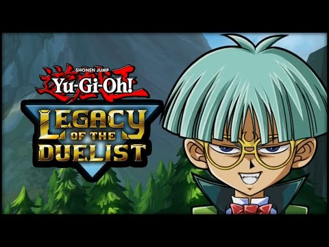 Yu-Gi-Oh! Legacy of the Duelist - It's Time to DUEL! (1)