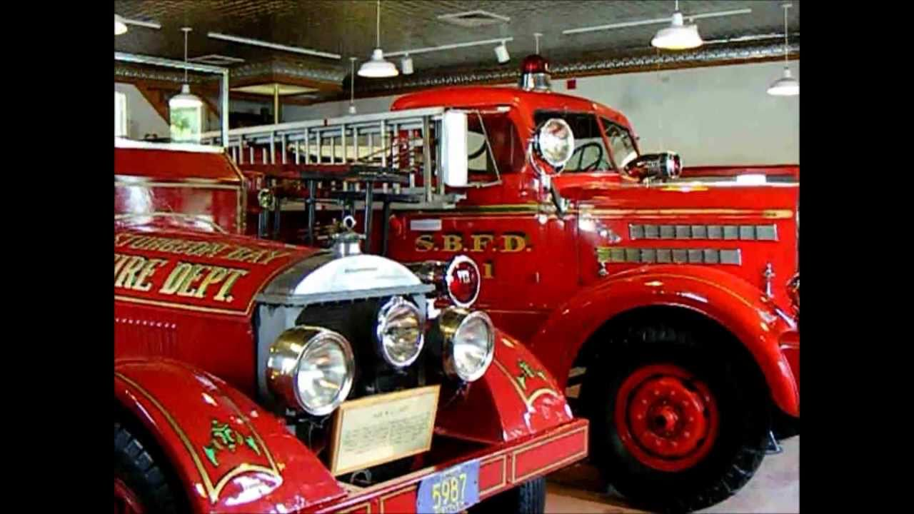 Antique Fire Engines Youtube