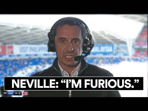 IS NEVILLE RIGHT ABOUT MAN UTD'S REBUILD?