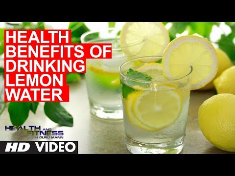 "Health Benefits of Drinking ""NEEMBOO PANI"" (Lemon Water) 