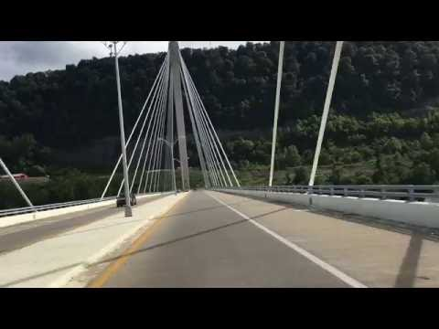 Portsmouth, Ohio Cable-Stayed Bridge