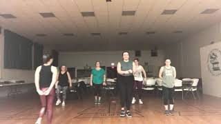 Let It Rain Crowder Dance fitness Zumba