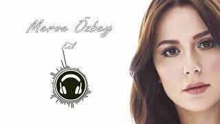 Merve Özbey - Kül (2019 Albüm-Cover)