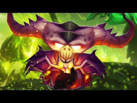 Пылающий Легион [World of Warcraft Машинима]