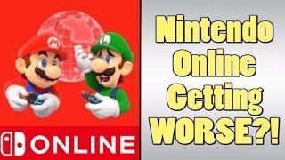 Nintendo Online Gets Even WORSE!
