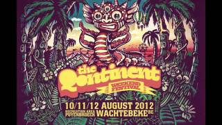 The Qontinent 2012 - CD2 Mixed By Dr. Rude [HQ]