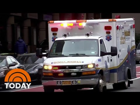 NY Coronavirus Deaths Hit New High Of 731, But Hospitalizations Are Slowing | TODAY