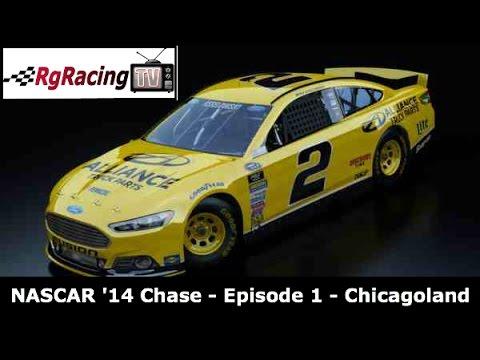 Download NASCAR '14 Chase - Episode 1 - Chicagoland
