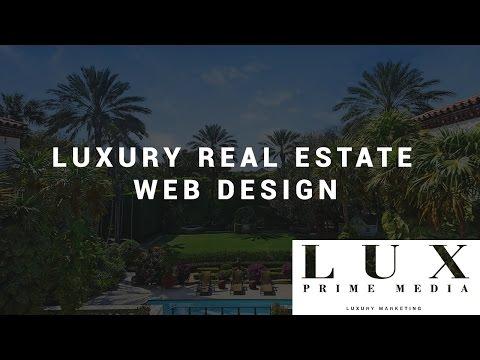 Luxury Real Estate Web Design
