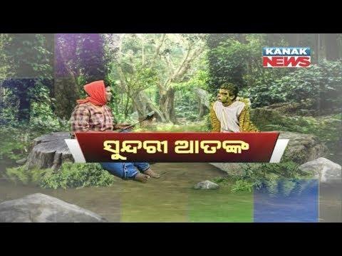 Loka Nakali Katha Asali: Satkosia Tiger Reserve tense