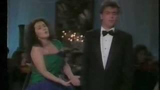 "Roberto Alagna & Leontina Vaduva ""Duo de Saint Sulpice""-Manon - Massenet LIVE 1992"