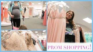 ♡ Prom Dress Shopping! (2.23.16)