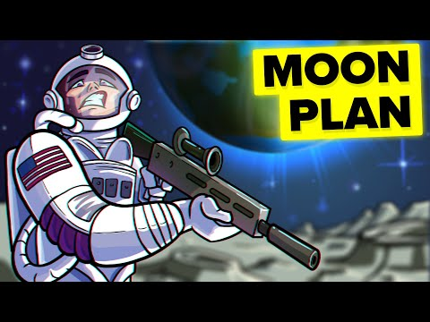 The US Military's FULL PLAN For the Moon