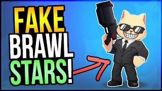 Playing a COPY CAT VERSION of Brawl Stars - Super Cats!