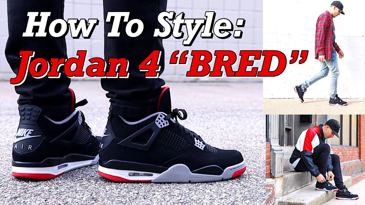 c02a075e7a2 HOW TO STYLE - NIKE AIR JORDAN 4