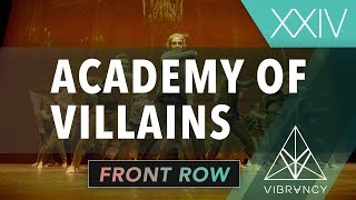 Academy Of Villains Vibe XXIV 2019 [VIBRVNCY Front Row 4K]