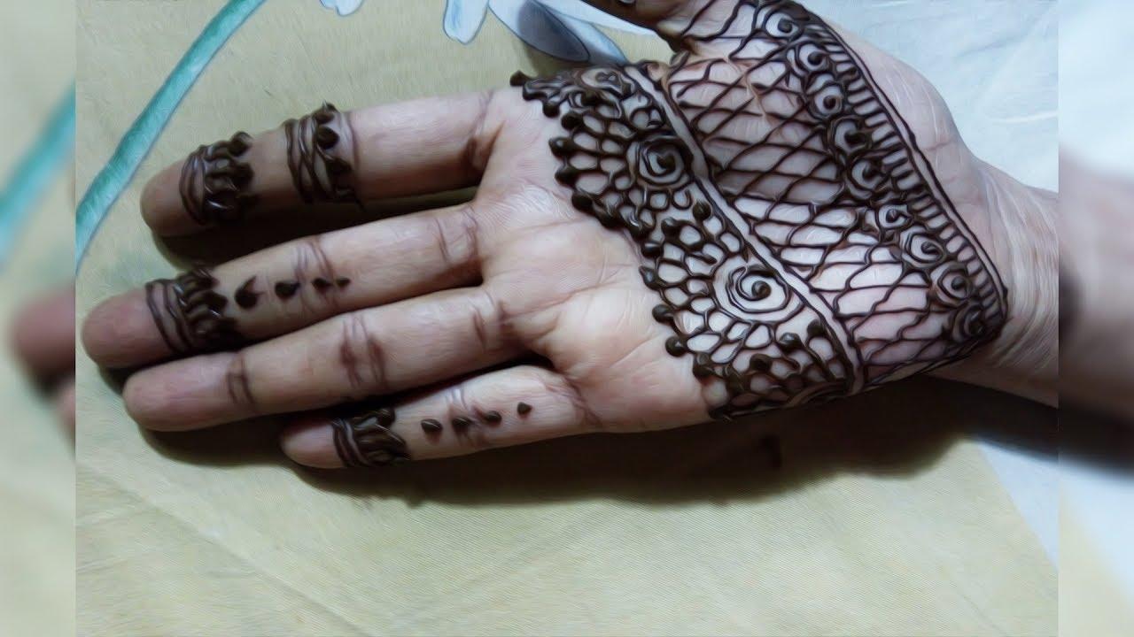 Mehndi Design For Men Henna Design For Men Eid Special Henna