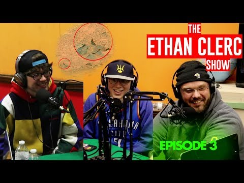 Area 51, UFO's, and Eskimos on the Moon (The Ethan Clerc Show Ep. 3)