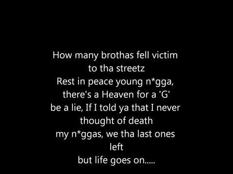 2Pac- Life Goes On Lyrics.mp3
