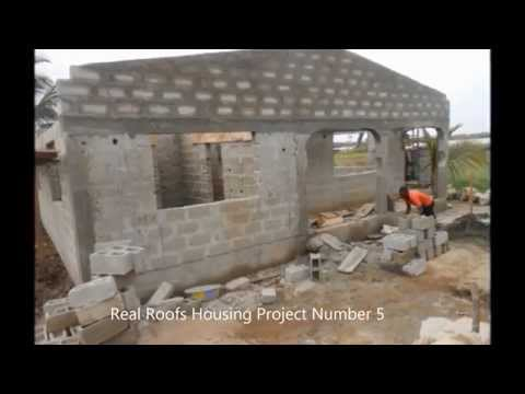 Housing Homeless Liberian Families for 5 years